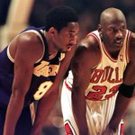 """Kobe Bryant said Michael Jordan was one of the 1st people he told over the summer.  MJ: """"Just enjoy it."""" https://t.co/VfWjBaLjtL"""