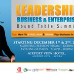 ♛ Leadership, Business & Enterprise Accra, Ghana #Ghana https://t.co/xVdUlljwEz cc @TEDxAccraGH https://t.co/dDHr6nR8rR