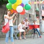 Kalimutan na ang Lungkot kaya Baloons Pa more! Ang saya at kakakilig ang episode kanina!   © #ALDUBKiligContinues https://t.co/2CY6FQT0VN