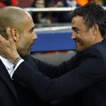 Guardiola and Luis Enrique among final three nominess for FIFA World Coach of the Year... #UCL https://t.co/Tk3p0KWcvD
