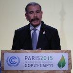 """[DISCURSO] @DaniloMedina """"Cambio climático es un desafío de todos"""" https://t.co/TlUyKGDdkt https://t.co/PeIkZsyanI"""