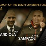 Image: Luis Enrique nominated for 2015 Coach of the Year #fcblive [fifa] https://t.co/xZpXKvLFc5