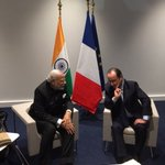 PM @narendramodi says that credibility of commitments by nations key to successful outcome at @COP21 #COP21 https://t.co/Z3neOsKdAw