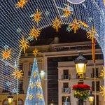 En estas fechas #Málaga es especial... Foto: @Carloscastro_82 https://t.co/dmzlGQXbkk