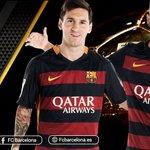 #BallondOr   Leo #Messi y @NeymarJr finalistas al Balón de Oro ¡Haz RT para felicitarles! https://t.co/aPUAdm58x0