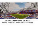 Ever wondering how the new stadium looks like? Heres a glimpse! #JDT https://t.co/GZYwODRPuW