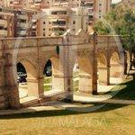 Acueducto de San Telmo (1784), Bien de Interés Cultural. Permitía llevar agua del río Guadalmedina hasta #Málaga. https://t.co/lFHfIEewLI
