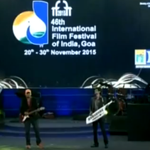 IFFI Anthem Performance at #IFFI2015 Closing Ceremony https://t.co/HM48PZZVW0