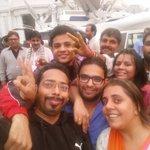 Selfie with the old Jantar mantar gang after Delhi lokpal bill was tabled in Delhi assembly. #AAPkaStrongLokpal https://t.co/3OSfiLJsHI