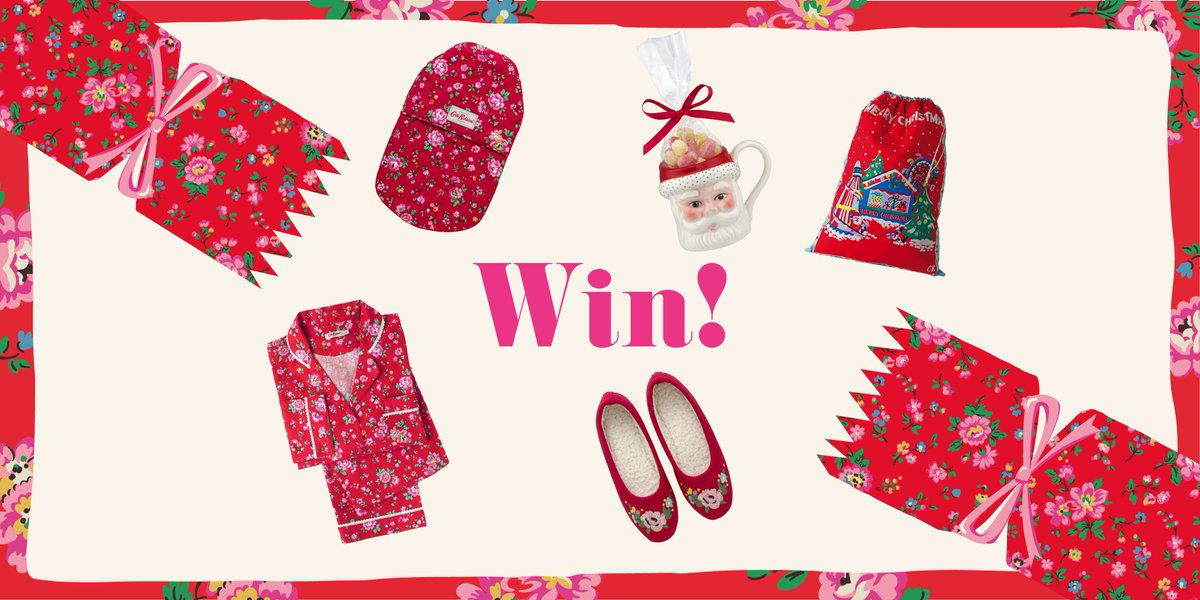 #WIN yourself a cosy Christmas bundle, or give an awesome gift this year! Enter here > https://t.co/q0lklLsPdZ https://t.co/MZJaBlfg0z