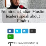 Moron Owaisi wants restrictions on celebrations of Hindu festivals in Hyderabad as Muslim population is >50%. Shame???? https://t.co/LPpxjDXtzG