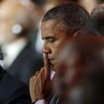 Obama : «Nous sommes peut-être la dernière génération» à pouvoir agir pour le climat https://t.co/YM1DjGNYdk https://t.co/HD1kXs1yuW