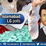 #PTI leads Islamabad #LBPolls: https://t.co/yUV3oriyF2 https://t.co/O7veIrMJ19