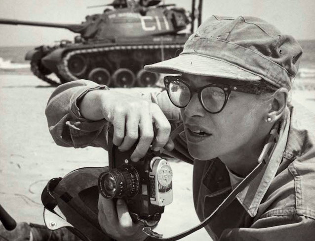 Incredible Photos by the First American Female War Correspondent Killed in Action