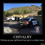 Just happened... #wecantmakethisup #Seriously #love #yourchariotawaits #police https://t.co/rUlnzCfsv9