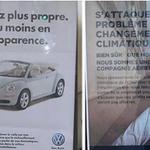 Ils installent des fausses publicités sur les sponsors de la COP21 https://t.co/sR32VSlKZw https://t.co/0HxT0VsEnq