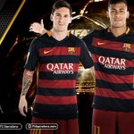#Messi and Neymar finalists for the Ballon d'Or: https://t.co/g11BzXsMsp | MesQueUnClub https://t.co/lNRUVEgQW2