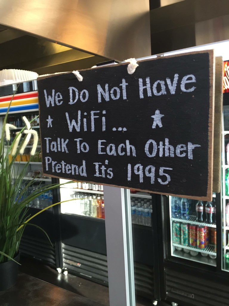 This sign made me laugh, in a deli/café in Riva, Maryland. https://t.co/gWvTvLXfAU