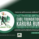 Please note that the run will strictly admit persons above the age of 18 years. #EABLFKaruraRun https://t.co/rsjrZSIyNb