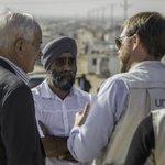 Defence Minister @HarjitSajjan visited Jordan, met with refugees and Canadian officials. #WelcomeRefugees https://t.co/Eq2YdBooet