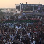 Some images of Chairman #PPP @BBhuttoZardaris #Malir rally #PPPFoundationDay Link: https://t.co/19Crz7S70c https://t.co/7PbEHmDBKm