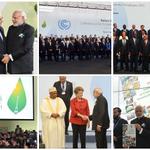 In images: PM Shri @narendramodi at #COP21 in Paris: https://t.co/7lpZq1L6Le https://t.co/VZoR5FUKHS