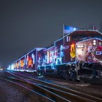 The CP Holiday train chugs into #YYC on Dec. 11! Details on this & other #Christmas events: https://t.co/IGjfPfJ1zD https://t.co/Cx1Cynybod
