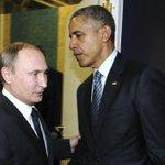 Rencontre Poutine-Obama en marge du sommet du climat à Paris https://t.co/2xXehOdj56 #COP21 https://t.co/6RGf0TySEW