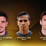 VIDEO: Watch the three goals nominated for the 2015 #Puskas Award. #BallondOr https://t.co/AvWHbTO0QX https://t.co/MjJmdts4FL