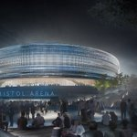 Strong support shown for the Bristol Arena as planning applications are submitted https://t.co/c3hpOKPtzn https://t.co/RJNb1AFPmM