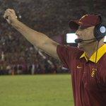 Clay Helton named USC permanent head football coach https://t.co/N9L9mq9iK6 https://t.co/R4VEGhelQx