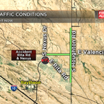 #UPDATE: Now listed as an accident here. Take Valencia/Houghton instead. #Tucson https://t.co/bMhISWsqvu