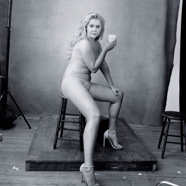 Beautiful, gross, strong, thin, fat, pretty, ugly, sexy, disgusting, flawless, woman. Thank you @annieleibovitz https://t.co/kc0rIDvHVi