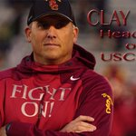 Clay Helton named head coach of the #USC Trojans. Stay tuned to https://t.co/NUe530NMGa for more. https://t.co/riHwMLRx1e