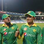 Congratulations Aamer Yamin on getting a wicket on the first ball of your T20I debut https://t.co/INz20dcdk8