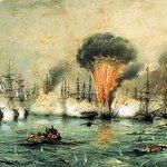 30 ноября 1853 г. состоялось Синопское сражение - разгром Турции русским флотом под командованием Нахимова. https://t.co/OzkYYmWDBN
