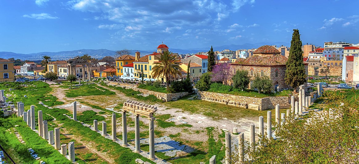 Athens for free! Sounds too good to be true? Not according to @CNTraveler: