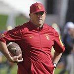 Clay Helton named permanent USC football coach https://t.co/QQsOs2HkMe https://t.co/x8aI3Foqmx