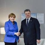 Президент проводить зустріч з Федеральним Канцлером Німеччини https://t.co/ei6u6ohcf2
