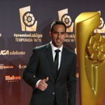 #PremiosLaLiga @C1audioBravo, nombrado mejor portero de la #LigaBBVA 2014/15 https://t.co/dx5HaPCXNS https://t.co/ngSOwBx2MP