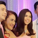 "The cast "" My Bebe Love "" last shooting day yesterday.See you in cinema on Dec 25 #ALDUBDejaVuLove https://t.co/qyiHjHG8Am"