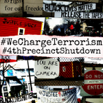 Freeman charged 4 armed white supremacists who shot 5 @ #4thPrecinctShutDown w riot & assault. #WeChargeTerrorism. https://t.co/gYKEv7Ht6x
