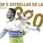 ¡El premio Jugador Cinco Estrellas de la Afición de @futbolmahou es para @Cristiano! #PremiosLaLiga https://t.co/zmeSHWhIZR