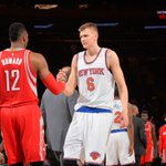 Kristaps Porzingis on getting dunked on by Dwight Howard: I want to get him back https://t.co/y90ZsKDuHP https://t.co/Xt0cglTYpn