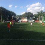#EscuelaElite   ¡Hoy arrancan las pruebas para la Escuela de Fútbol de Élite del #Olimpia! https://t.co/KpEJpQ6OMJ https://t.co/z27gim53kz