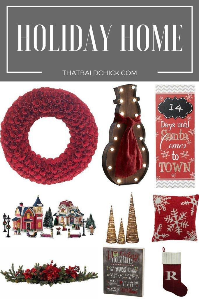 Holiday Home Decor @Kohls https://t.co/C9x8733fK2 #decorate #holiday #Christmas #decor https://t.co/50x9dAPg8e