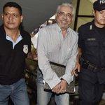 #UNAnotecalles: Froilán Peralta salió de Tacumbú. https://t.co/xpZGhrXF1o https://t.co/RNyA5duDDY
