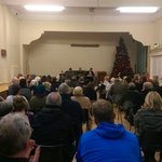 Judging by applause, most at this meeting organised by Wirral South Lab party dont support UK airstrikes in Syria https://t.co/4JnRes7reU