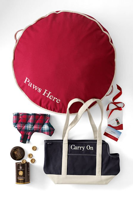 How about a pup-centric gift bundle from #landsend https://t.co/qggeXNpS51  #LandsEndHoliday  Love the red bed!  #ad https://t.co/T8qlSZMb4H