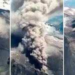 Volcán Copahue presenta erupción en medio de alerta amarilla en la región del Biobío https://t.co/5rxUWgvZuQ https://t.co/sWsoya3r7H